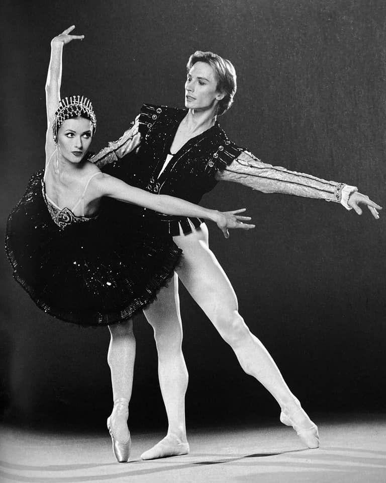 Julie Kent and Roberto Bolle - Gene Schiavone Ballet