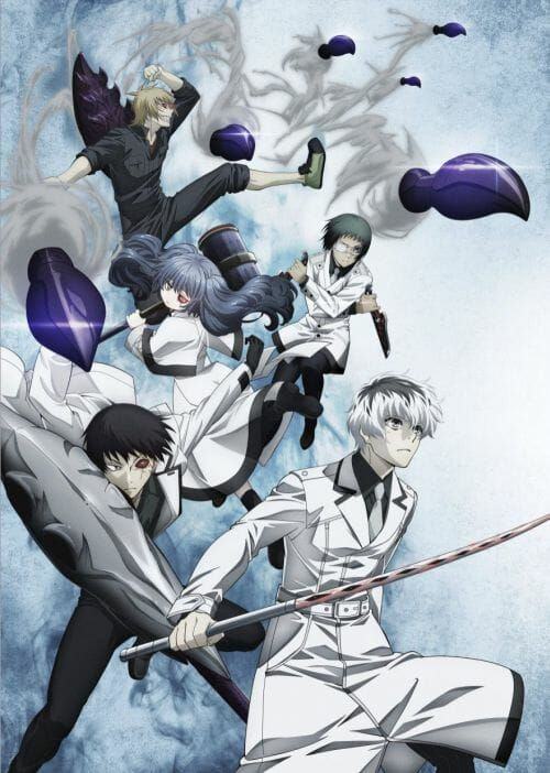 Funimation Streams Tokyo Ghoul:re Dub Trailer - Anime Herald