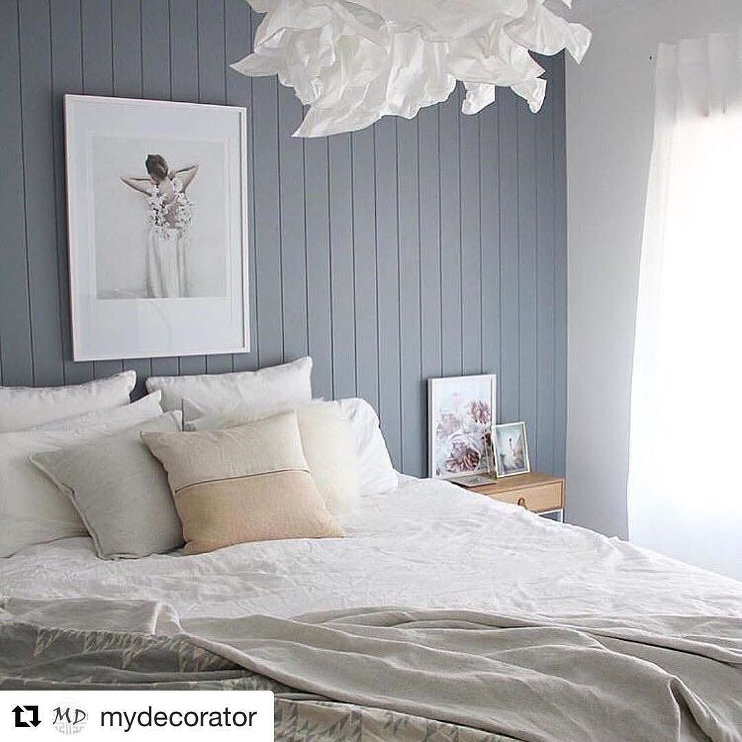 Floating Cloud Bed Wall Panelling Ideas Inspire Repost Mydecorator With Repostapp