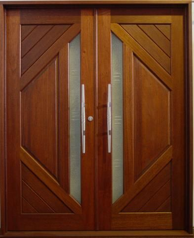 Uniquely designed wood gates google search doors for Main double door design