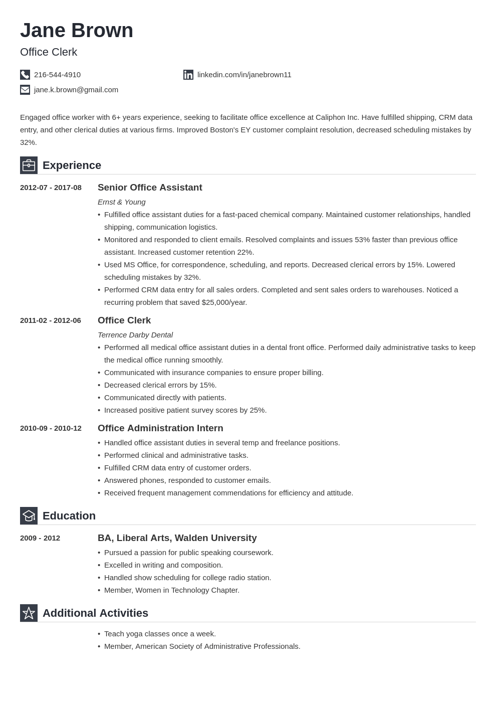 15++ Zety resume builder review Examples