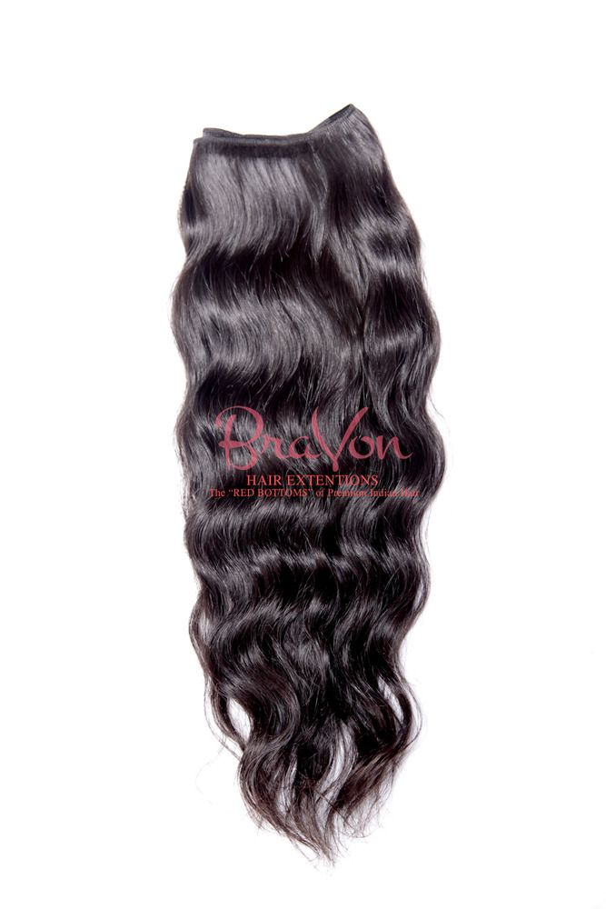 Machine Weft Wavy 3oz