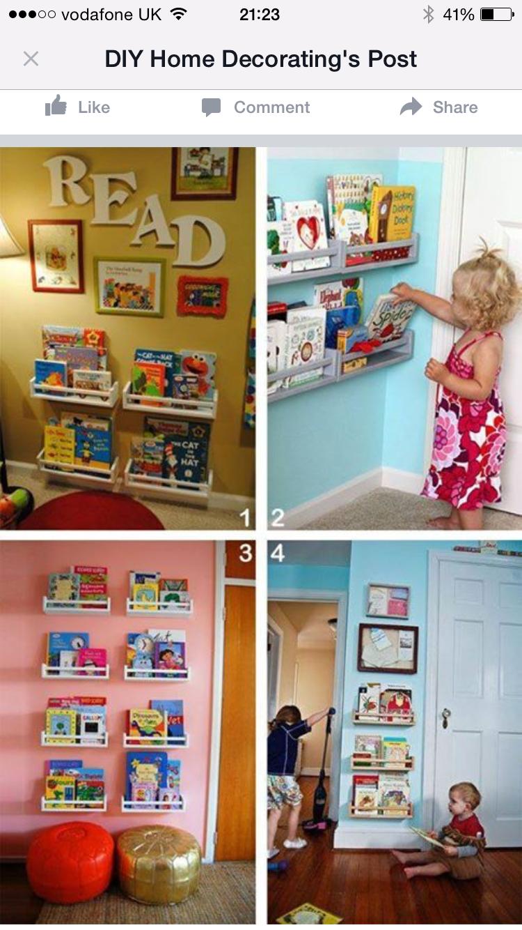 Pin Do A Sierra Em Playroom Ideas Pinterest ~ Como Organizar O Quarto Da Bagunça