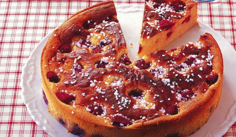 Kuchen-Rezepte Leichte und fettarme Kuchen Dessert Pinterest - kochrezepte leichte küche