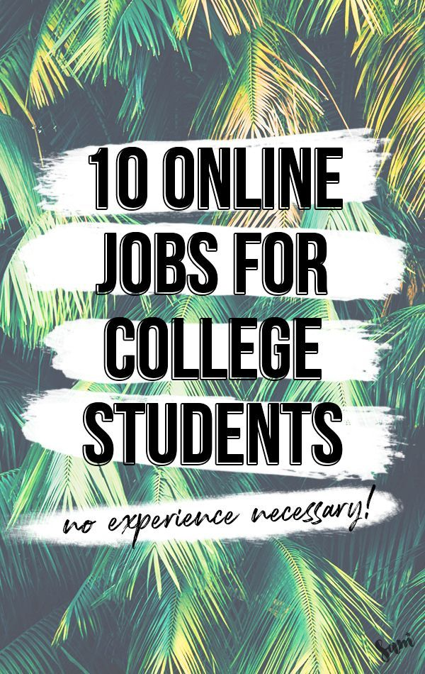 Learn how to make money online in college with these best jobs for college students  Maddy Osman aka The Blogsmith shares lessons learned about freelancing WordPress plug...