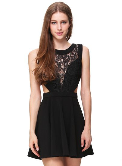 Lust List: Pretty Lace from SheInside