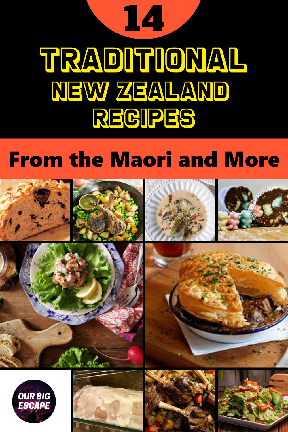 14 Healthy Recipes Of New Zealand To Try At Home Our Big Escape Recipes Healthy Recipes World Recipes