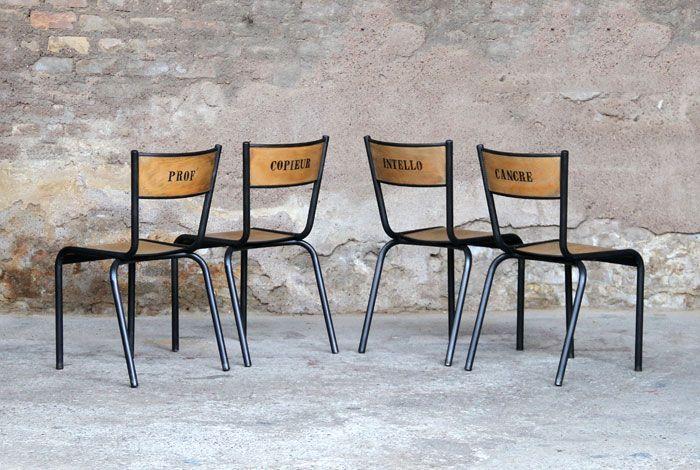 Anciennes Chaises D Ecoles Renovees Et Relookees Chaise Ecole Renovee Relookee Ancien Chaise Ecole Restauration De Meubles Anciens Petite Chaise En Bois