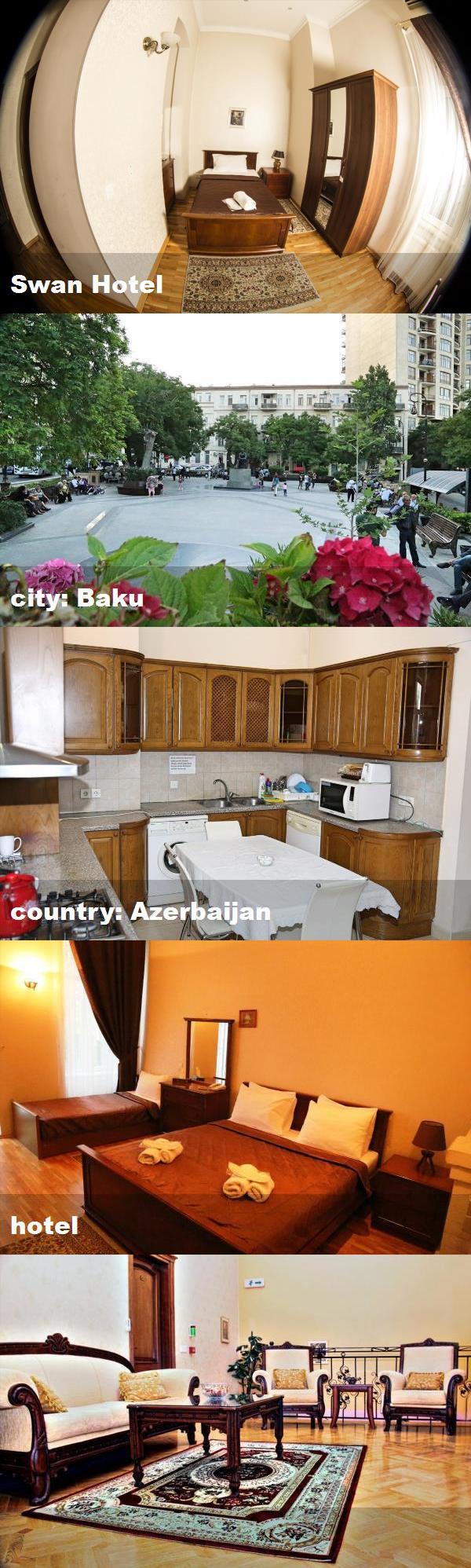 Swan Hotel City Baku Country Azerbaijan Hotel Hotel House Styles