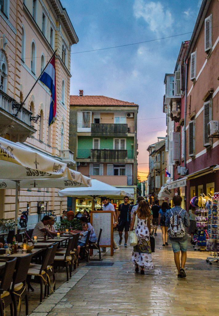 A Place Like Zadar Croatia Adventurous Kate Zadar Croatia Croatia Vacation