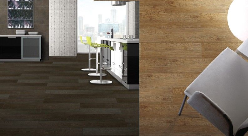 6 X 24 Nantucket By Eleganza Wood Look Porcelain Tiles Pine