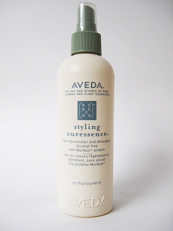 AVEDA STYLING CURESSENCE HAIR REJUVENATOR AND DETANGLER 8
