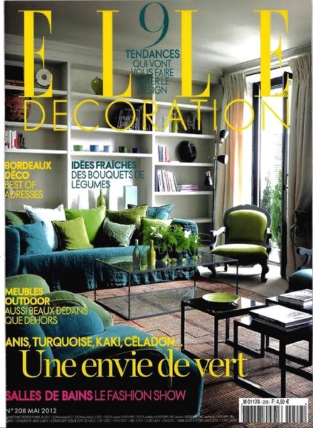 Elle decor france google search living rooms for Elle decoration france