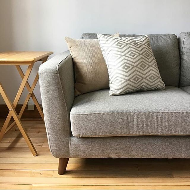 Best Falcon 3 Seater Sofa Beige But Looks More Like Light Grey 400 x 300