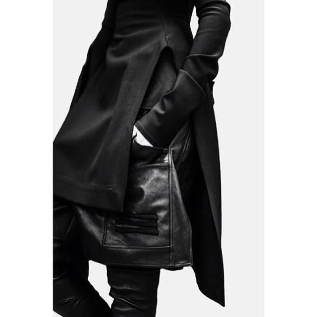 """Fashion DeConstruction on Instagram: """"There is nothing new in contemporary fashion. It's about designer signature. Photo: detail by Rick Owens #rickowens #contemporaryfashion…"""""""