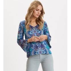 Reserved - Rock In Lederoptik - Braun ReservedReserved #blousedesigns