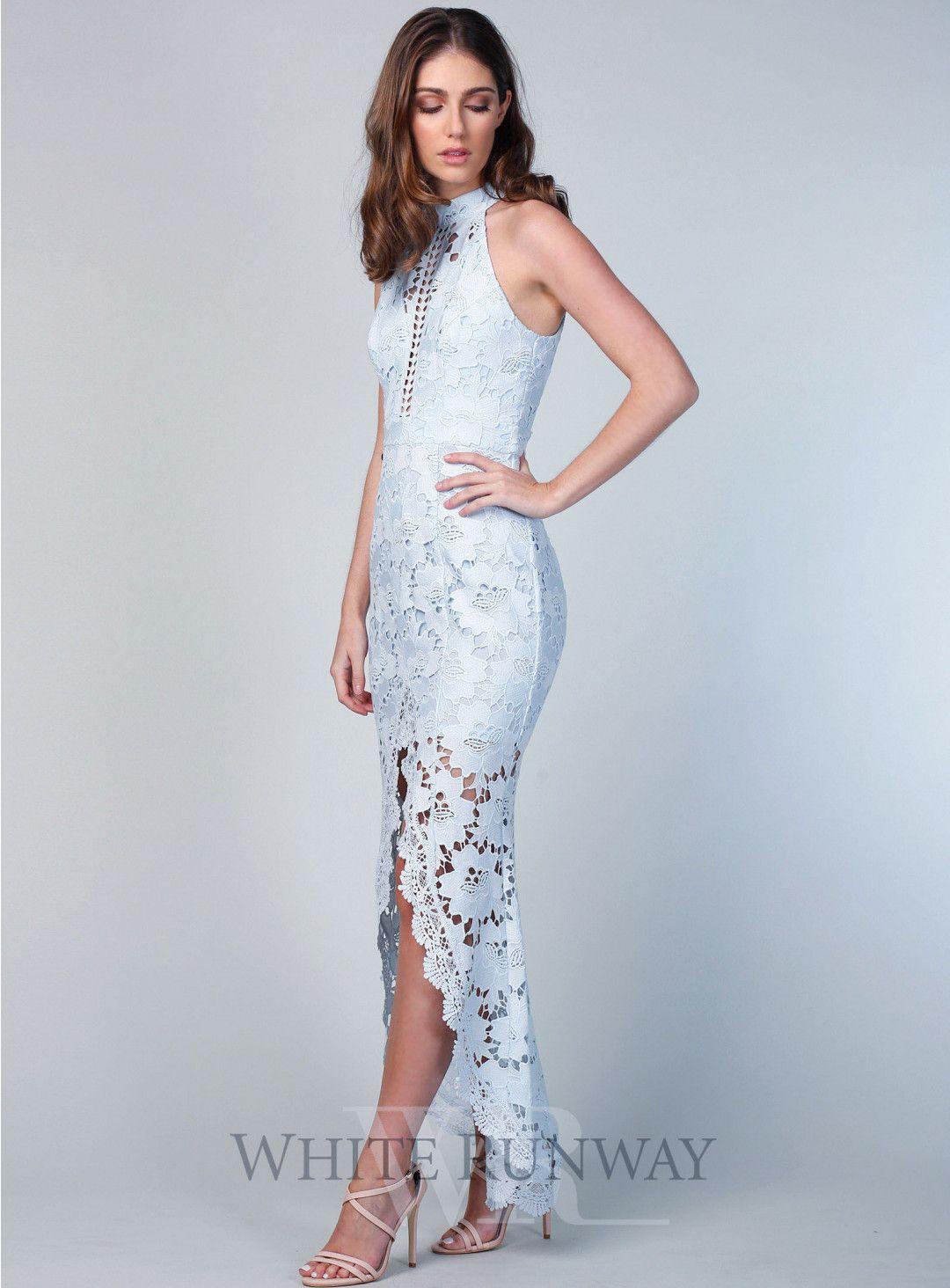 Lilliana Maxi. A beautiful hi-lo dress by Romance the Label. A ...