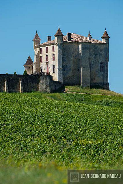 Château de Monbadon, Gironde