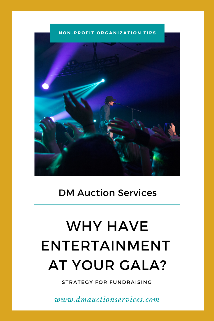 WHY HAVE ENTERTAINMENT AT YOUR GALA? in 2020 Online