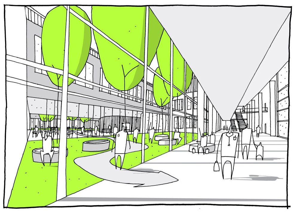 Architecture Design Concept Sketches concept sketch | architecture diagram | pinterest | models, the o