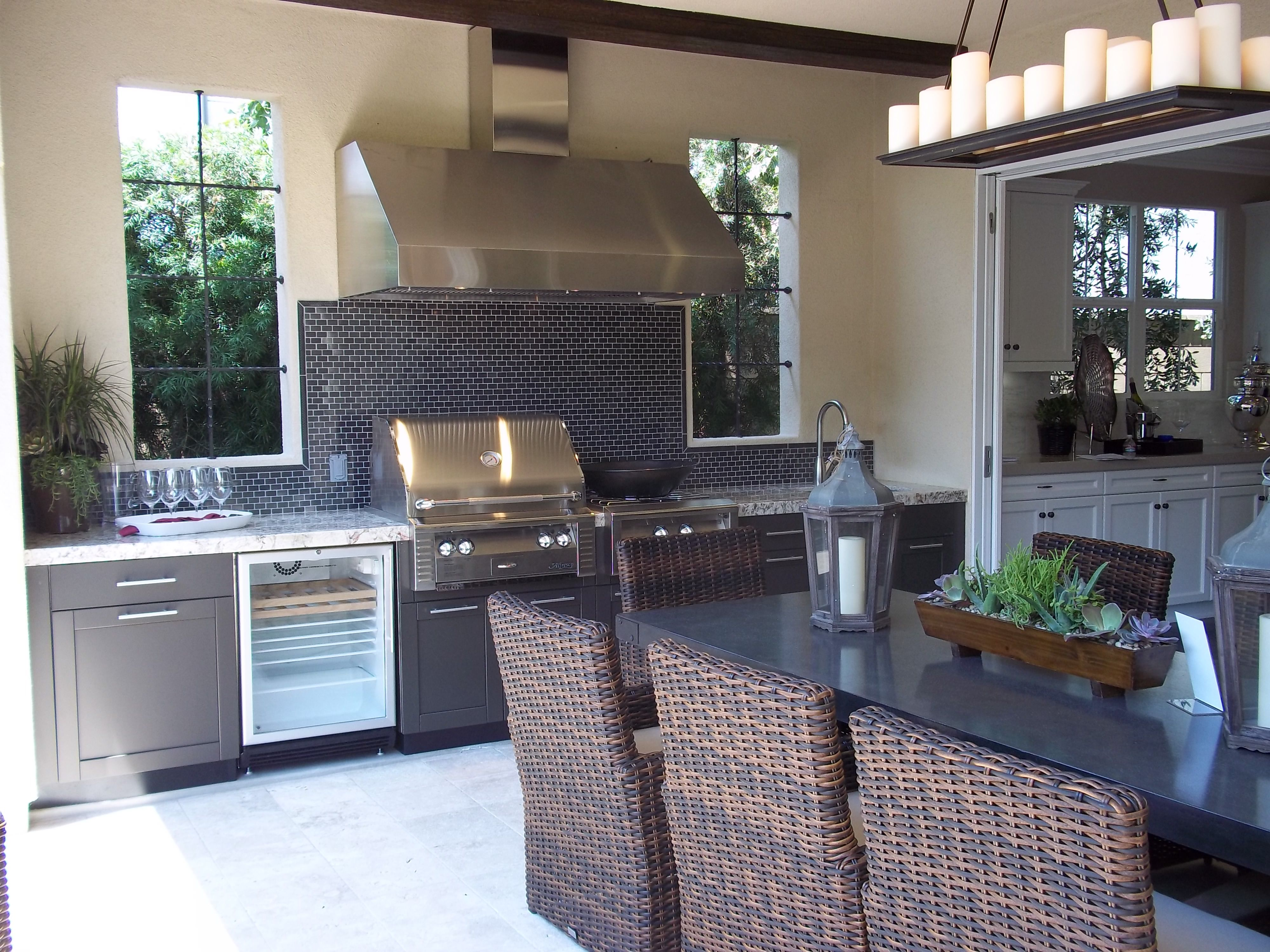 Danver Brookfield Grand Opening With Images Outdoor Kitchen Sink Outdoor Kitchen Design Outdoor Kitchen Cabinets