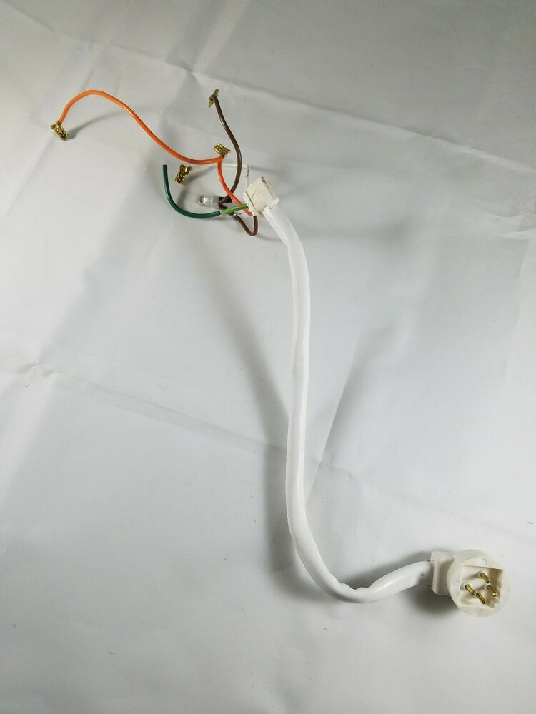 General Electric Hotpoint Sears Kenmore Refrigerator Ice Maker Wire Harness Ge Kenmore Refrigerator Refrigerator Ice Maker Hotpoint