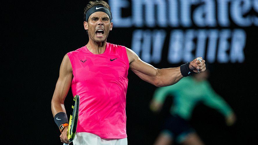 Nadal Otkroet Filial Akademii V Kuvejte V 2020 G Rafael Nadal Tennis