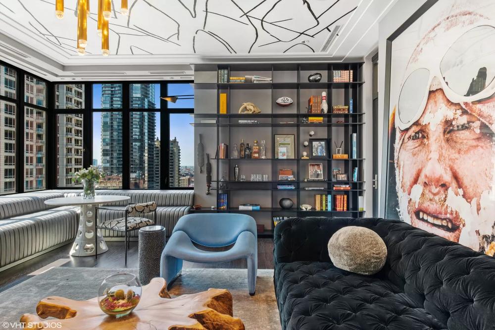 Mag Mile condo with magazineworthy designer makeover