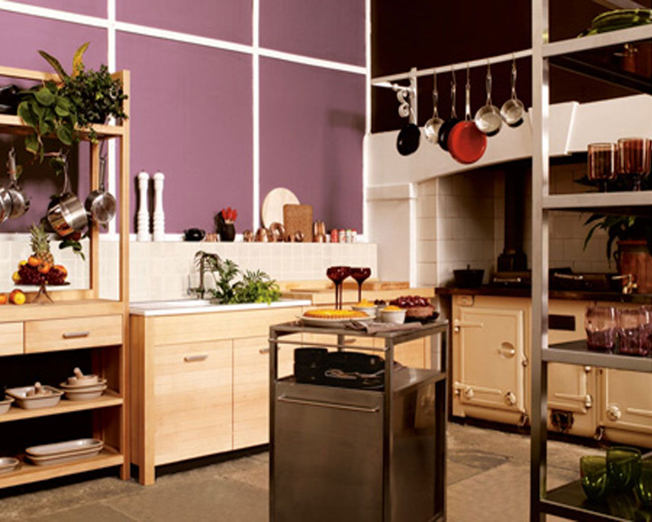 best images about purple rooms on pinterest purple dining kitchen design ideas 2013 - Best Kitchen Design Ideas