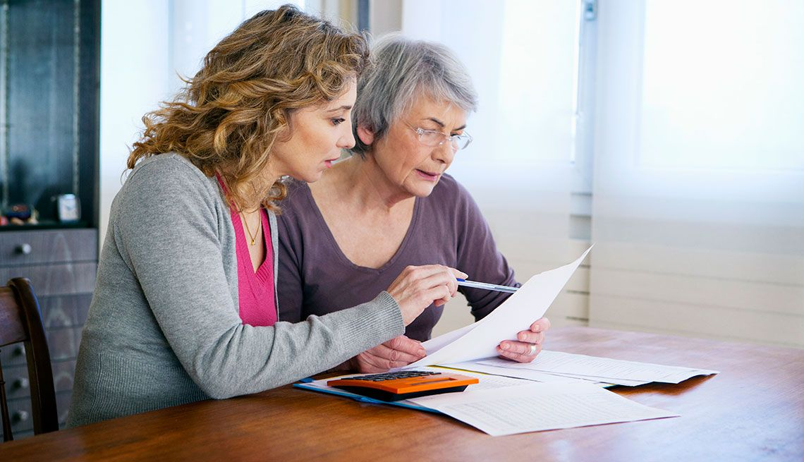 Tips for Family Caregivers Managing Someone Else's Money