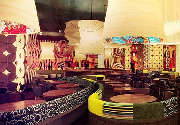 The World S Largest Nobu Restaurant Lounge Opening In The Nobu