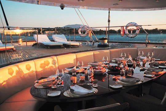 Parsifal Iii Yacht Charter Details Perini Navi Luxury Sailing