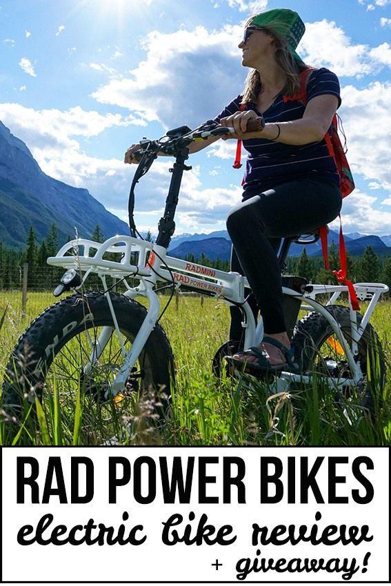 Rad Power Bikes Electric Bike Review Power Bike Electric Bike