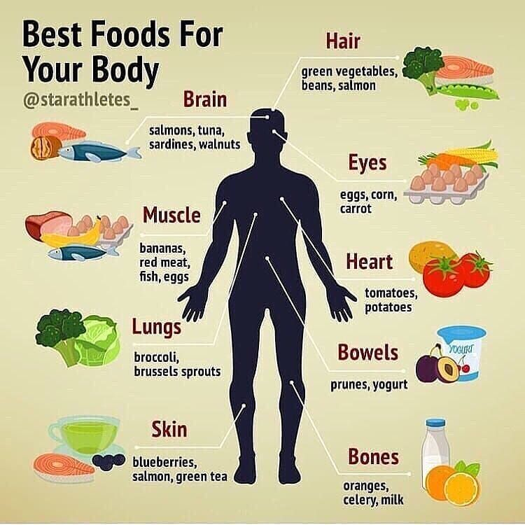Daily Nutrition Fact On Instagram Best Foods For Your Body Eating A Balanced Diet Is Vital For Good Essential Fats Health And Wellbeing Best Foods
