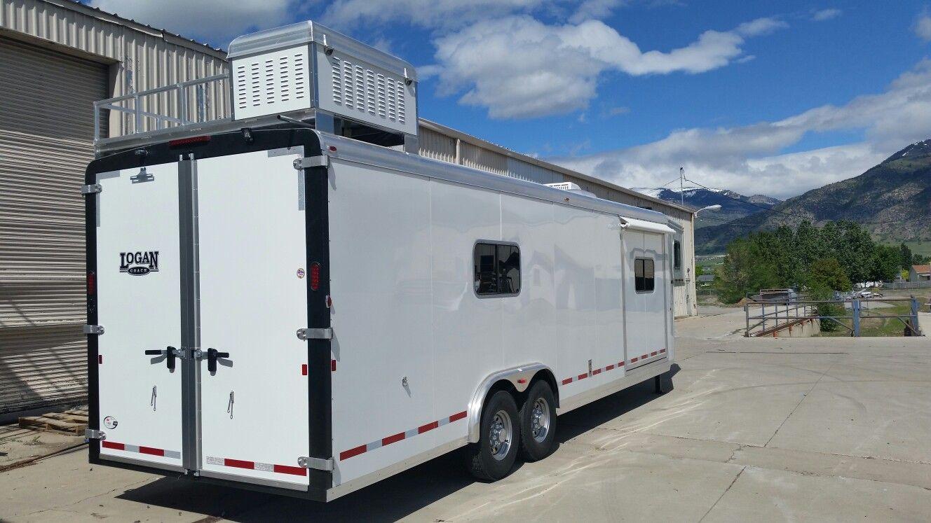 Mobile massage trailer | Contractor Floor Plan | Mobile massage