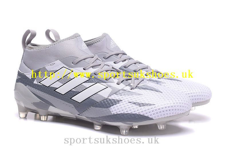 50dc56f8 Adidas ACE 17.3 Primemesh FG Football Boots - Clear Grey/White/Core Black  Online