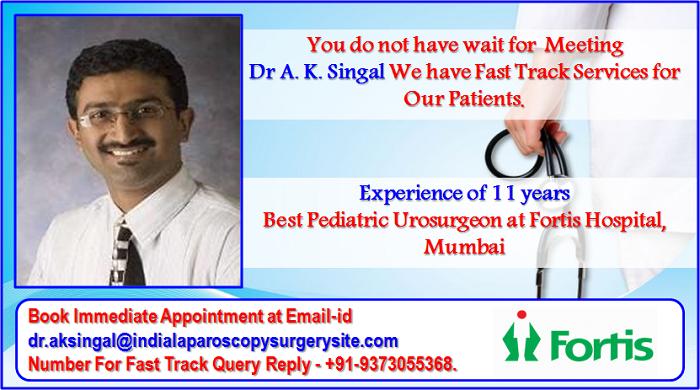 Pediatric Urologist