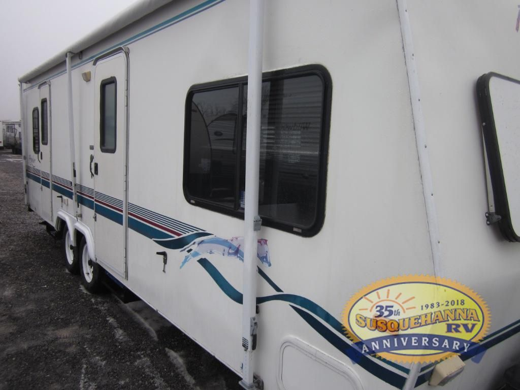 Used 1998 Fleetwood Rv Prowler 26t Travel Trailer At Susquehanna Valley Rv Selinsgrove Pa 35025 Fleetwood Rv Camper Recreational Vehicles