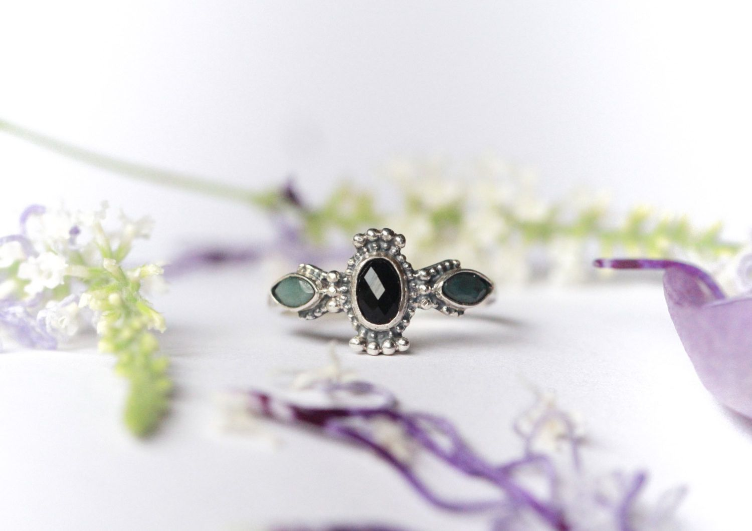 Emerald Orion Ring - donbiujewelry  - 3
