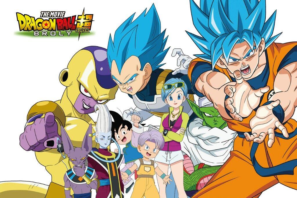 Dragon Ball Super Broly More Character Reveals Dragon Ball