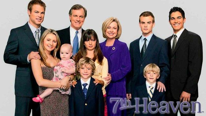 I love all 11 seasons of this show. Eine himmlische