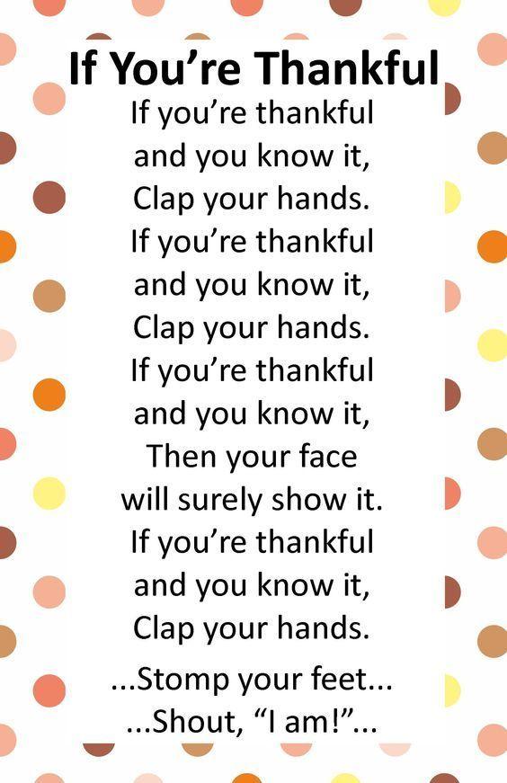Preschool @ 2: Super Simple Thanksgiving Activities - uplifting anchor