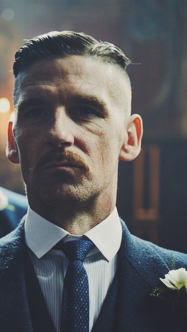 Coiffure Homme, Barbes, Cheveux, Hommes, Coupe De Cheveux Peaky Blinder,  Styles