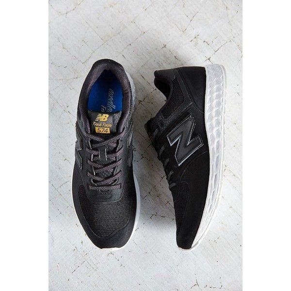 reputable site 5defc 9a711 New Balance 574 Fresh Foam Running Sneaker ($110) ❤ liked ...
