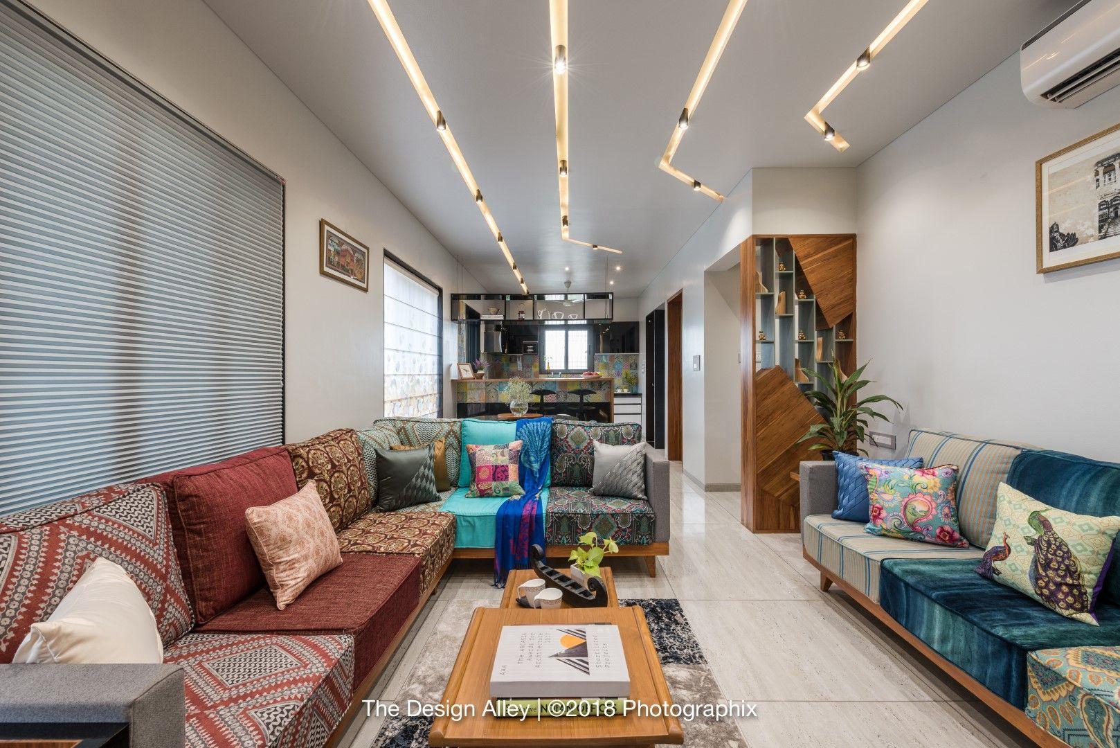 Top 20 Apartment Design Ceiling Design Living Room Living Room