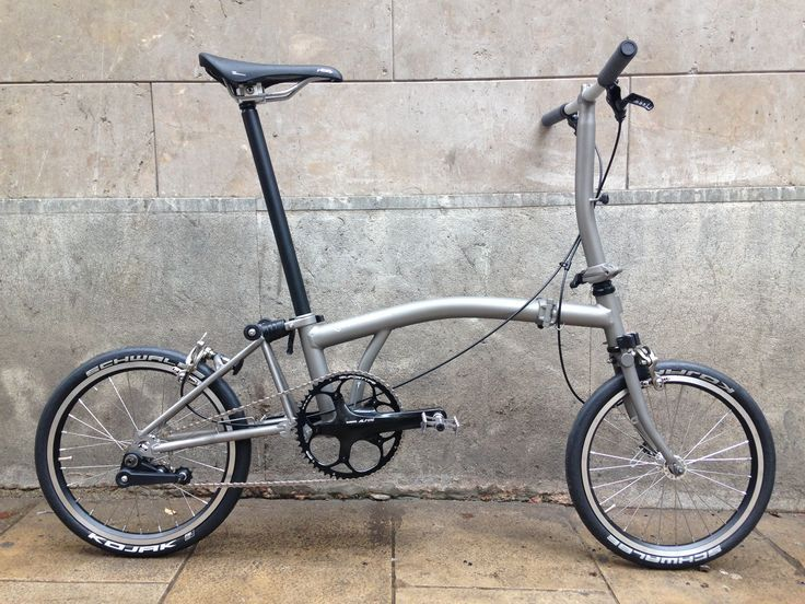 Image Result For Brompton Respray Brompton Urban Bicycle Brompton Bicycle