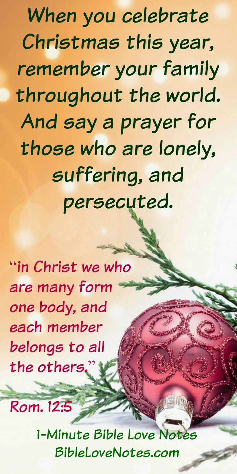 We D Never Spent A Christmas Away From All Of Our Family Members Until My Husband And I Moved To Budapest To Do Christ Bible Love Christmas Quotes Say A Prayer