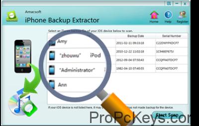 iPhone Backup Extractor 7 4 6 1571 Full Crack Free! Phone