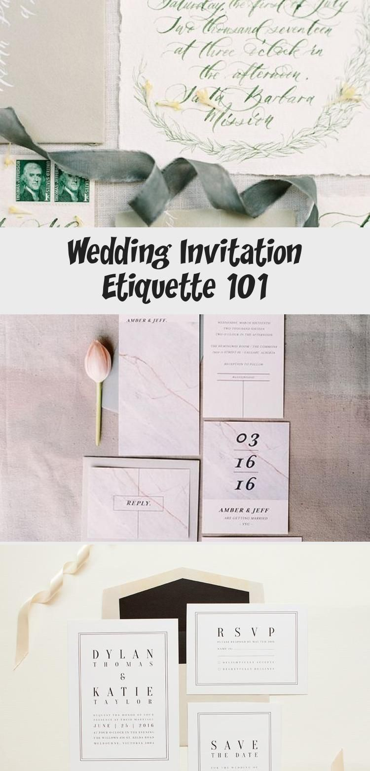 Your Wedding Invitations Give Your Guests Their First Impression Of Your Event So Its Im In 2020 Invitation Etiquette Wedding Invitation Etiquette Wedding Invitations