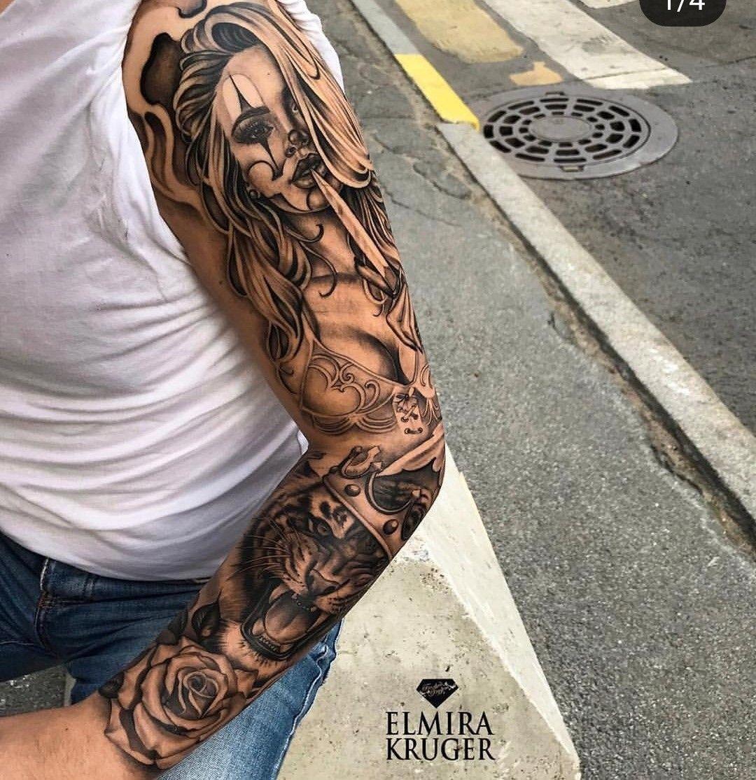 Pin De Evgeniya Kazakova Em Tatu Tatuagem Masculina Tatuagem